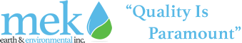 Mek Earth & Enviromental, Inc.